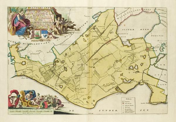 kaarten en atlassen